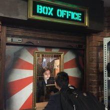 New Box Office opens